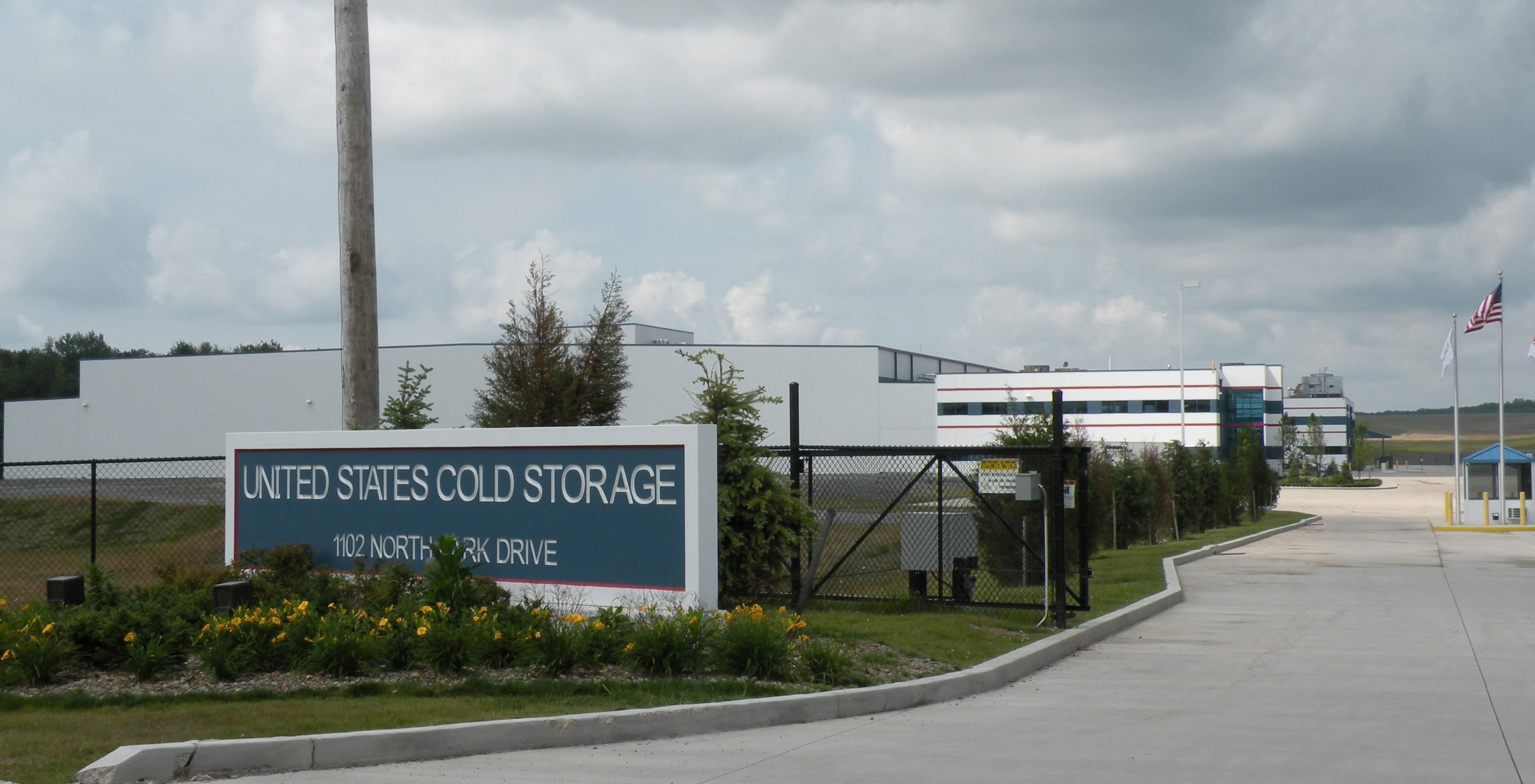 united states cold storage