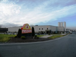 Mission Foods Mid-Atlantic Manufacturing Facility