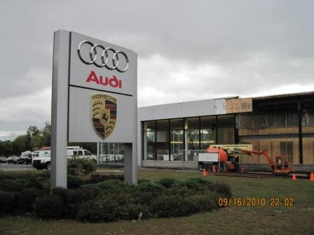 Wyoming Valley Motors Audi Expansion Cavanaugh Electrical
