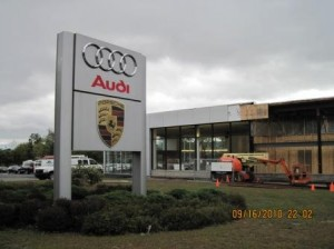 Wyoming valley Motors - Audi Expansion