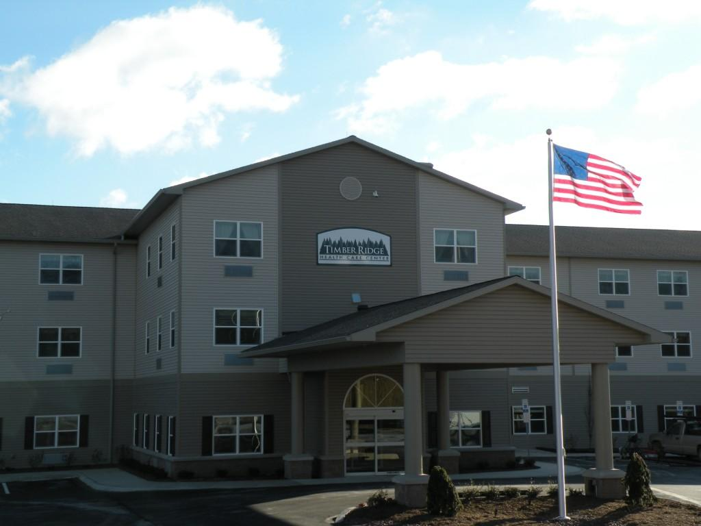 Timber Ridge Health Care Center